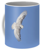 The Snowy Hunter Coffee Mug