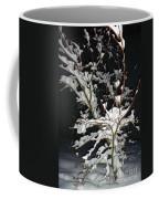 The Snowy Tree Coffee Mug