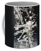 The Snowy Tree II Coffee Mug