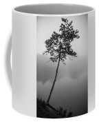 The Solitary Tree Coffee Mug