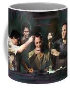 The Sopranos Coffee Mug by Viola El