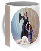 The Source Coffee Mug by Shelley Irish