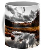 The South End Of Cary Lake Coffee Mug
