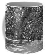 The Southern Way Bw Coffee Mug