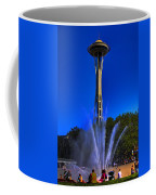 The Space Needle Coffee Mug