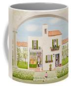 The Spanish Greengrocer, 1981 Coffee Mug