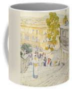 The Spanish Steps Of Rome Coffee Mug