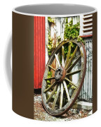 The Spare Wheel  Coffee Mug