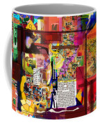 The Spherah Tiferet 9 Coffee Mug