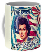 The Spirit Of America Coffee Mug