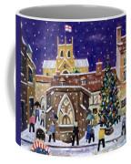 The Spirit Of Christmas Coffee Mug