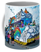 The Spirit Of Mardi Gras Coffee Mug by Steve Harrington