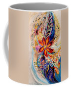 The Splash Of Life 5 Coffee Mug