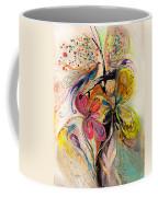 The Splash Of Life Series No 3 Coffee Mug