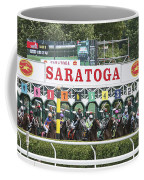 The Start At Saratoga Coffee Mug
