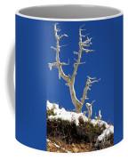 The Start Of Winter Coffee Mug