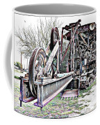 The Steam Shovel Coffee Mug