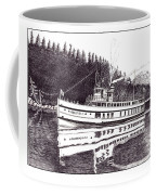 The Steamer Virginia V Coffee Mug