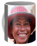 The Sticky Rice Lady Coffee Mug