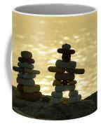 The Stone Couple Coffee Mug