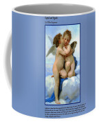 The Story Of Cupid And Psyche Coffee Mug