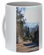 The Street In Upper Town 2 Coffee Mug