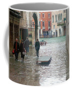 The Streets Of Venice Coffee Mug