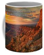 The Strong Tower Coffee Mug