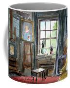 The Studio Of Juliet Pannett Coffee Mug