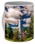 The Sturgeon Point Light Coffee Mug