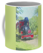 The Sugar Train Coffee Mug