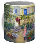 The Summer Garden Coffee Mug