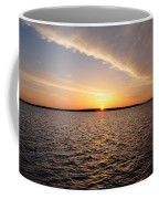 The Sun Coming Up On The Chesapeake Coffee Mug