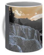 The Sun Let Down  Coffee Mug