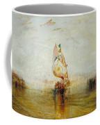 The Sun Of Venice Going To Sea Coffee Mug