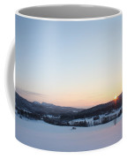 The Sun Shining At Midwinter Coffee Mug
