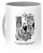 The Sun Was Shining Coffee Mug