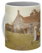The Sundial Coffee Mug