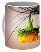 The Sunflower Speaks Coffee Mug