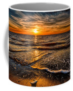 The Sunset Coffee Mug by Adrian Evans