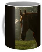 The Sunset Portrait Coffee Mug