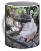 The Swan Coffee Mug