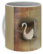 The Swan Planter Coffee Mug