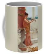 The Sweet Siesta Of A Summer Day Detail Coffee Mug