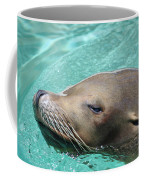 The Swimmer Coffee Mug