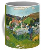 The Swineherd Coffee Mug