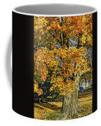The Swinging Tree Coffee Mug