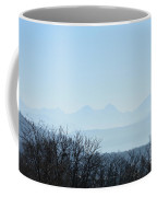 The Swiss Alps Panorama  2 Coffee Mug
