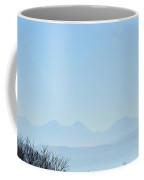 The Swiss Alps Panorama 3 Coffee Mug