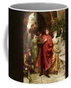 The Symbol Coffee Mug by Sir Frank Dicksee